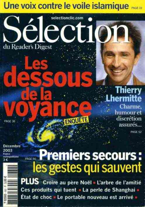 Selection Readers Digest 2003